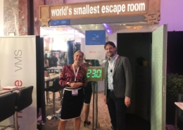 Worlds smallest escaperoom